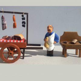 Scène du boucher