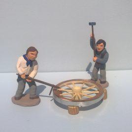 Cerclage de roue